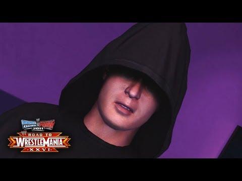 "WWE Smackdown vs Raw 2011 - ""CREEPY STUFF!!"" (Road To WrestleMania Ep 3)"