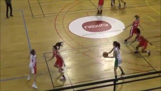 Feytiat France  City new picture : Basket Anglet ACBB vs Feytiat Minimes France