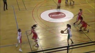 Feytiat France  city images : Basket Anglet ACBB vs Feytiat Minimes France