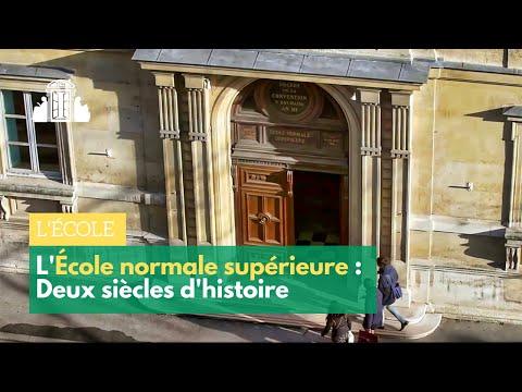 Présentation de l'École normale supérieure (English subtitles)