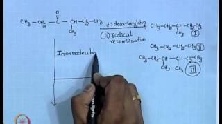 Mod-01 Lec-04 α - Cleavage - I