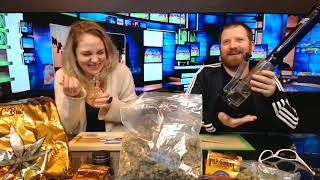"Cannabis Culture News LIVE: One Year of ""Legal"" Cannabis by Pot TV"