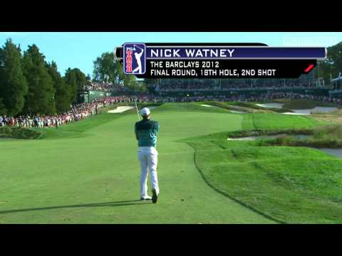 Top 10 plays at the 2012 Fedex Cup Playoffs