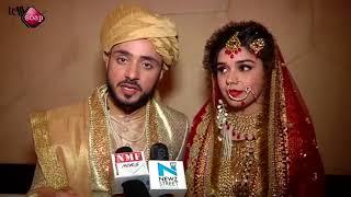 Ishq Subhan Allah - Zee Tv new show launch - Adnan Khan and Eisha Singh - Telly soap