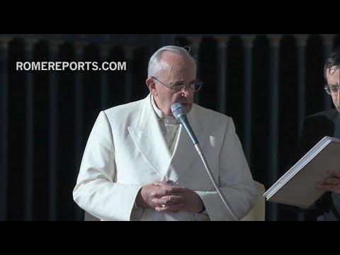 Nuevo ciclo de audiencias del Papa dedicadas a la familia