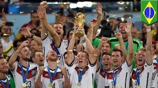 「サッカー本来の魅力が発揮された大会だった」W杯ドイツ優勝と総括(ニュース)