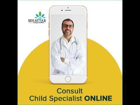 Cnsult Child Specialist Online