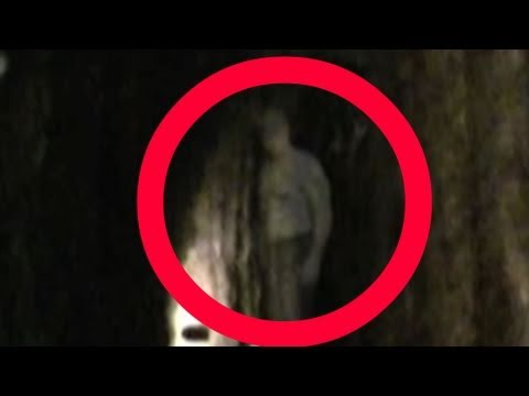 Ghost caught on tape during radiation leak testing in old Japan WWII tunnels