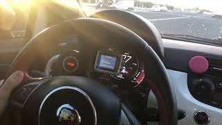 Abarth 595 Turismo 1.4TJet Chiptuned