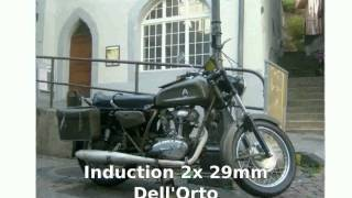 10. Ducati 350 Indiana - Features & Info