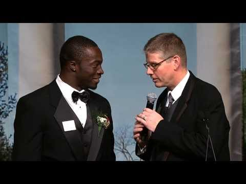 2013 Walter Camp Player of the Year video.