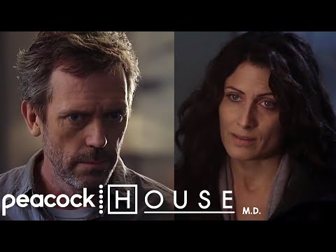 Cuddy And House Break Up | House M.D.