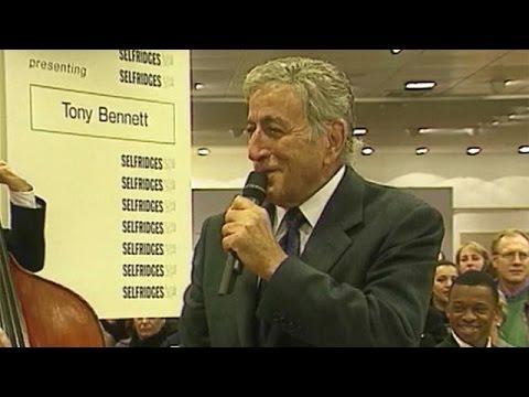 90 χρόνια Τόνι Μπένετ
