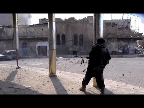 Video Iraqi forces push to drive ISIS out of Mosul download in MP3, 3GP, MP4, WEBM, AVI, FLV January 2017