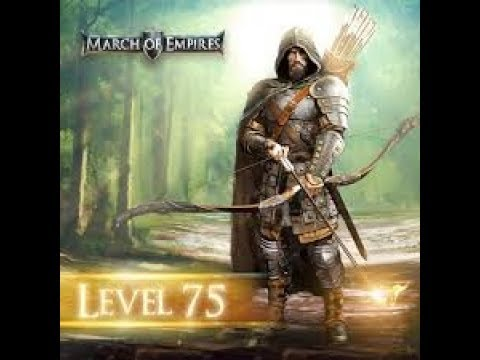 March of empires Fastest way to level up champion to 75