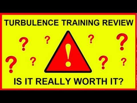 Turbulence Training Review - Scam or Not? My REAL Customer Review!