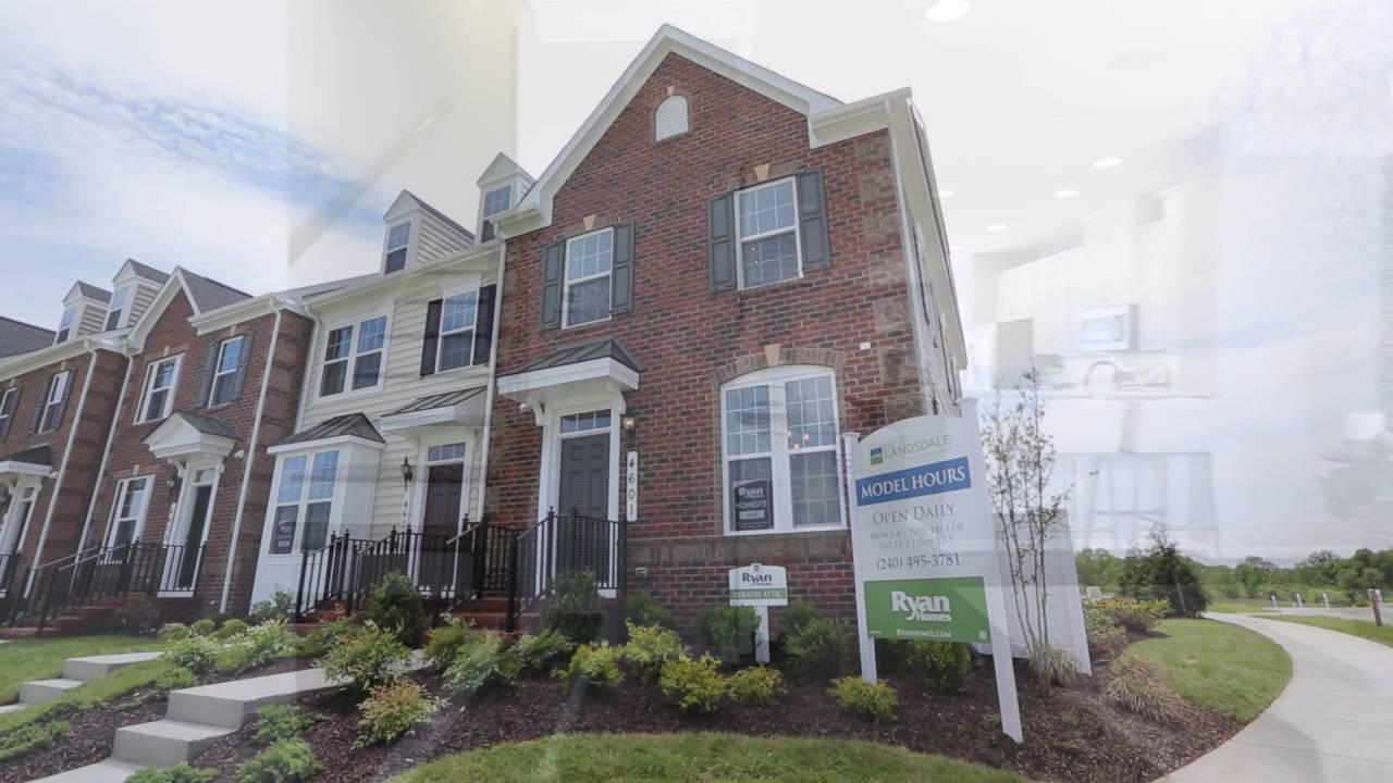 Model homes in charlottesville va