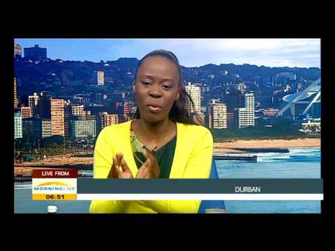 """Bukelwa Cakata talks about """"In Blood Musical"""""""