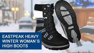 East Peak Heavy Winter Women's High Boots - фото