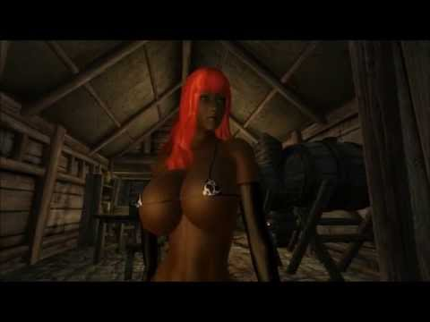 Sexy Bikini Babes of Cyrodiil: Dharla Gets Around