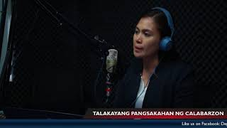 Episode 6 with Regional Organic Agriculture Program Coordinator Lucia Atienza-campomanes