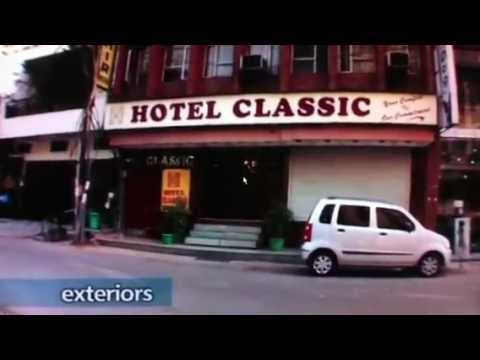 Hotel Classic New Delhi Videosu