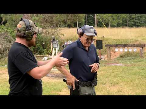 Handgun Speed & Accuracy Tips with Jerry Miculek (видео)