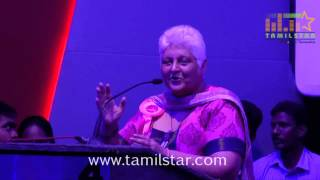 Chennai Turns Pink Press Meet