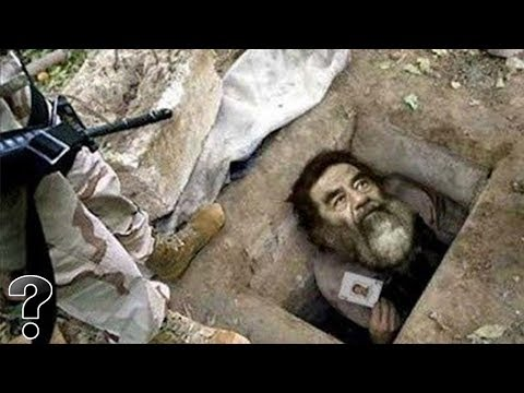 What If Saddam Hussein Was Never Captured?