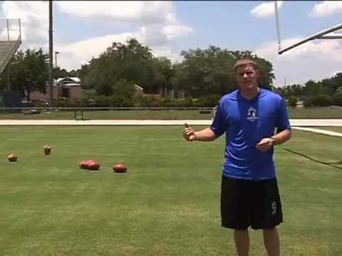 All American Kicking's Field Goal and Kickoff Technique and Drills