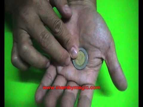 สอนมายากลเหรียญเป็นกุญแจ.wmv