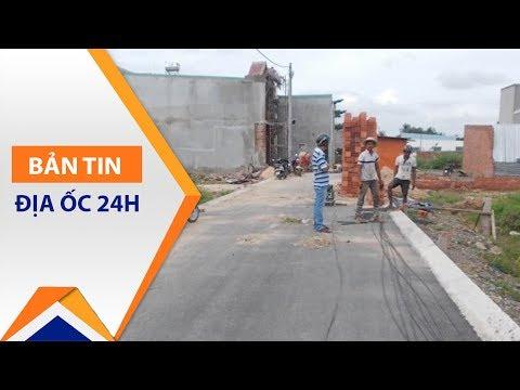 Bộ xây dựng: Không để giá đất 'leo như đồn' | VTC1 - Thời lượng: 54 giây.