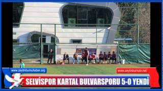 Selvispor Kartal Bulvarsporu Beşledi
