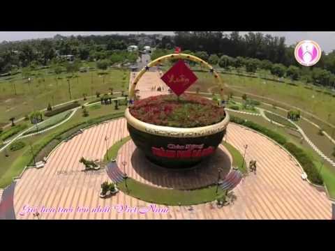 Du Lịch Đồng Tháp Góc Nhìn Flycam