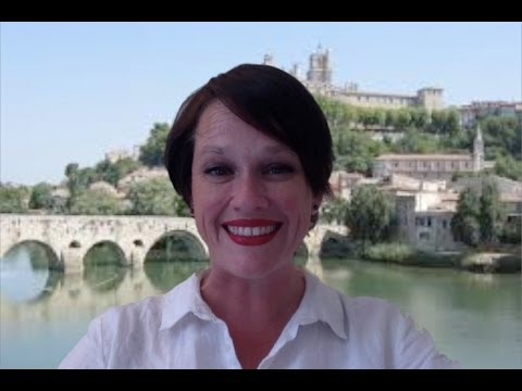 compose - Love Learning Languages! Learn French With Jennifer @ www.learnenglishandfrench.com Learn French fast! This is an introductory lesson to explain when the pas...