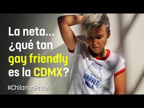 ¿De verdad es gay friendly la CDMX? | #ChilangoPride