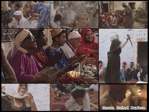 "Lila 2015 MàaLam Ahmed BAkbou & Abdelkbir Marchan -""_ Chalaba _-"" & Gnawa Oulad Bambra"