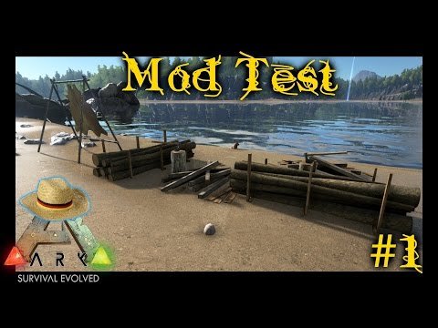 ARK: Mod Test #Primitive Plus - Mod [Deutsch/HD] Teil1/3