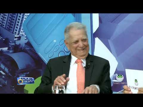 SALA DE OPINIÃO com Dr. APARÍCIO CARVALHO – Entrevistado: HÉLIO STRUTOS AROUCA