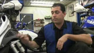 8. Yamaha Suspension Calibration