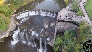 Elyria (OH) United States  city images : East River Falls Elyria OH - FlyByVideoPro's DJI Phantom 2 with H3-3D GImbal