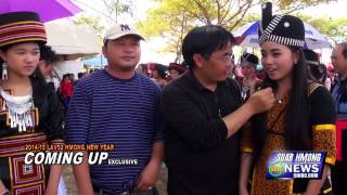 Suab Hmong News:  Preview of upcoming exclusive program: 2014-15 LAV52 Hmong New Year
