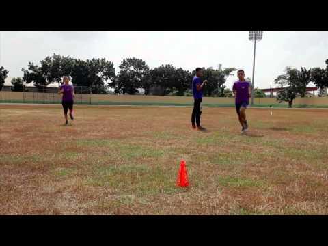 Teknik Dasar Latihan Lari II - Combirun 2015