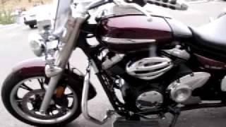 7. 2009 Yamaha V-Star 950