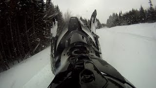 10. IQ 600 Powder riding Can March 2014 Rangeley Maine 565