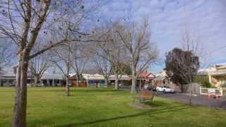 Collingwood Australia  City new picture : Melbourne Australia - Collingwood Abbotsford - Gahan Reserve Park
