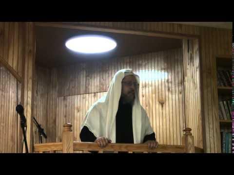 خطبة الجمعة-الكفّارات والدرجات للشيخ وليد المنيسي