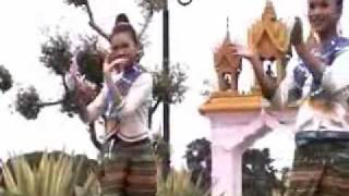 Video Lum Phoo Thai Dance MP3, 3GP, MP4, WEBM, AVI, FLV Juni 2018