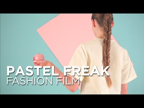 "Fashion Film ""Pastel Freak"""
