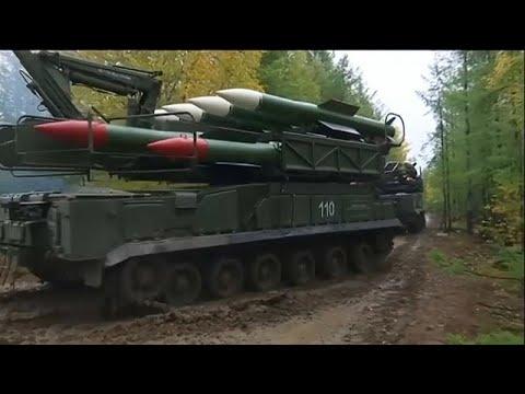 Vostok 2018: Πυραυλική επίδειξη από την Ρωσία